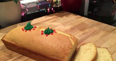 Pyragas be glitimo Kristinos Pozingytės nuotrauka