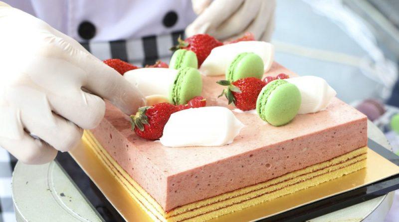 pyragas kepėjas