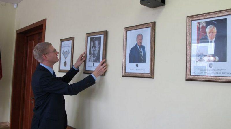 Vytenis Tomkus Jonas Aistis
