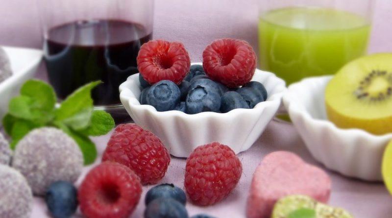 vaisiai sultys pusryčiai