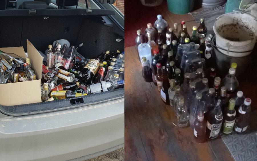 Kontarabandinis alkoholis
