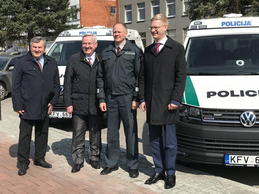 Kaišiadorių policija
