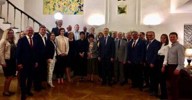 Kauno regiono savivaldybių merų tarptautinio bendradarbiavimo vizitas į Gruziją