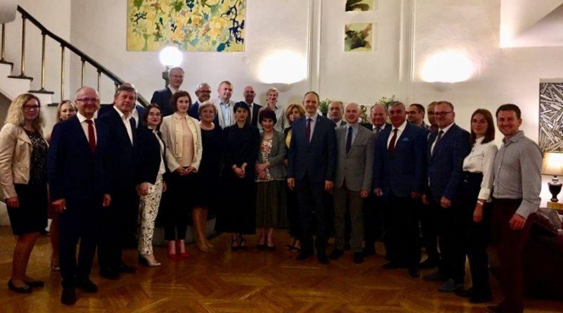 Kauno regiono savivaldybių merų tarptautinio bendradarbiavimo vizitas į Gruziją (3)