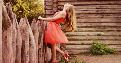 mergina tvora kaimas