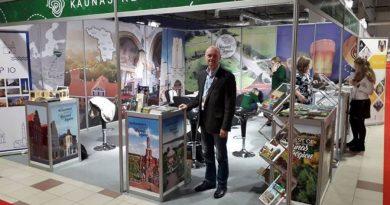Kaišiadorių turizmo ir verslo informacijos centras Varšuvoje vykusioje parodoje kvietė aplankyti mūsų Kaišiadorių rajoną
