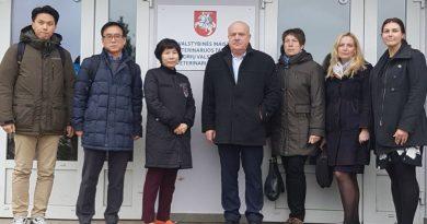 Kaišiadoryse lankėsi Pietų Korėjos Maisto ir vaistų saugos ministerijos ekspertai