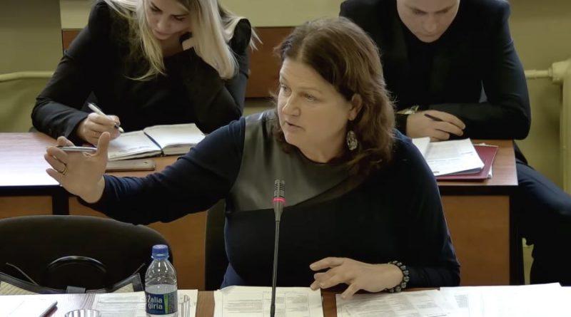 Savivaldybės mero pavaduotojo pareigas pradėjo eiti Rita Gliaudelienė