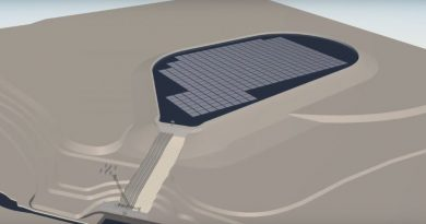 Plūduriuojančios saulės jėgainės projektui Kruonio HAE skirtas finansavimas