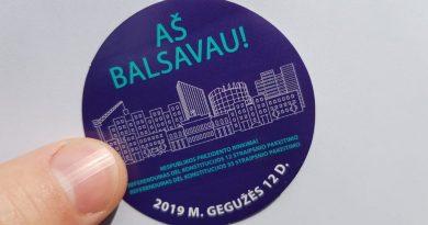 Kaip balsavo Kaišiadorių rajono gyventojai?