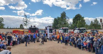 Penktoji traktorių šventė – jau šį šeštadienį