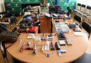 Kauno kriminalistai sulaikė du vyrus, įtariamus vykdžius vagystes iš butų