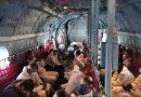 Iš Jungtinės Karalystės į Lietuvą atskrido kalinių lėktuvas