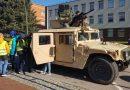 Kaišiadoryse lankėsi NATO pajėgų integravimo vieneto delegacija ir JAV kariai (foto)